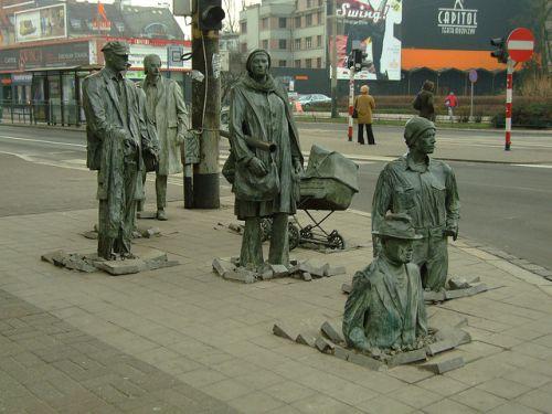 Le statue di Jerzy Kalina