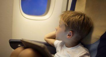 Volotea, voli gratis per i bambini