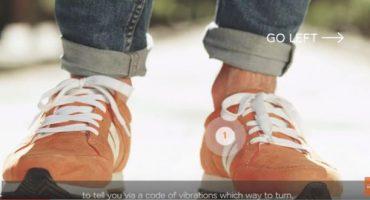 Sneakairs, le scarpe intelligenti di EasyJet