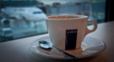 Caffé Lavazza sui voli Alitalia