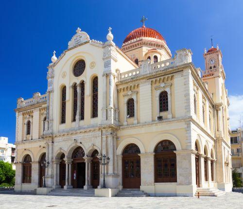 La Cattedrale di Candia