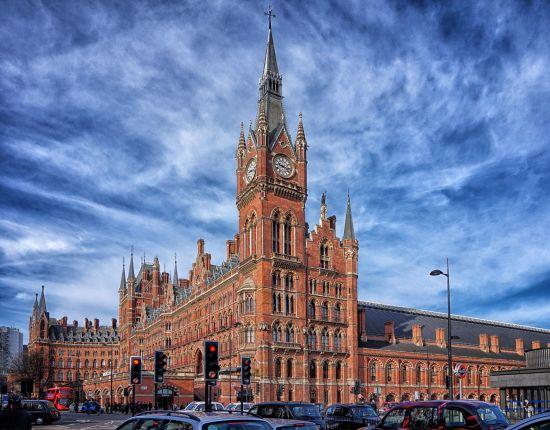 London-St. Pancras