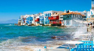 Meridiana, voli in offerta per Grecia, Sardegna e isole Baleari