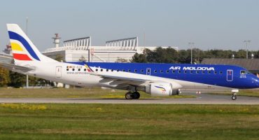 Nuova rotta Firenze-Chisinau di Air Moldova