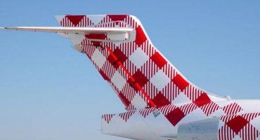 Volotea: 15€ di sconto per volare fino a marzo