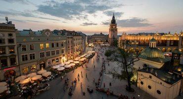 EasyJet vola a Cracovia
