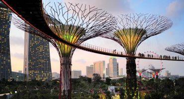 Top 6: le città più futuristiche del mondo