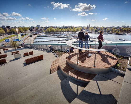 Top 5 I Migliori Rooftop Di Amsterdam Il Magazine Del