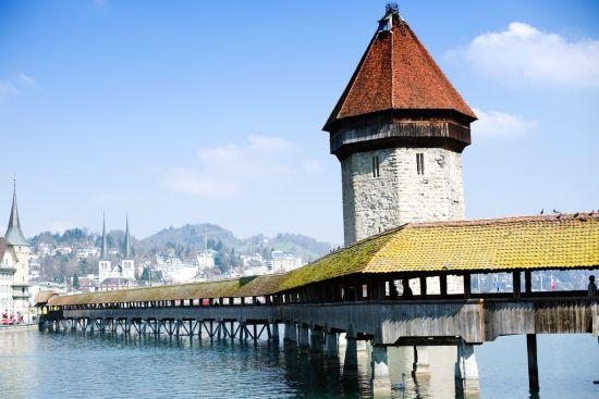 Kapellbrücke Lucerna