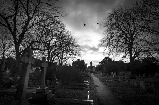cimitero londra