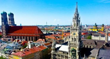 Air Dolomiti: sconti per Monaco di Baviera
