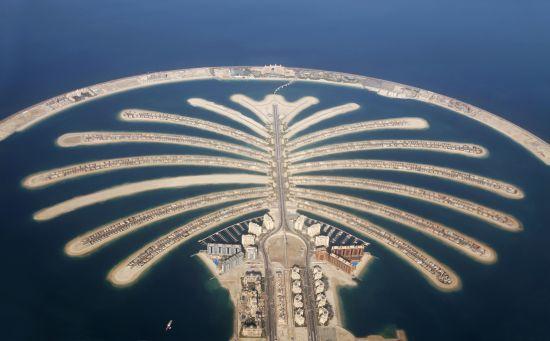 arcipelago di Palm Jumeirah