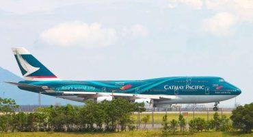 Sconti fino al 45% con Cathay Pacific