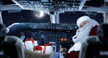 Volare in aereo con i regali di Natale
