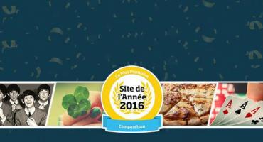 liligo.com eletto miglior comparatore del 2016 in Francia!