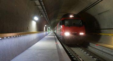 Svizzera: inaugurato il tunnel più lungo del mondo