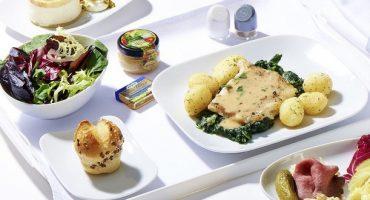 Inflight Feed: tutti i menù serviti in aereo su Instagram