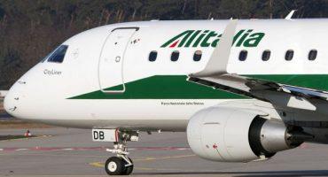 Alitalia cancella i voli da/per Reggio Calabria