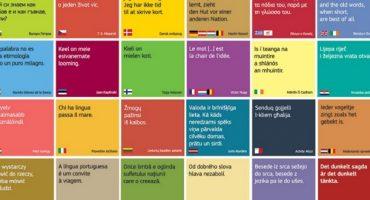 Oggi è la Giornata Internazionale della Lingua Madre