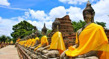 Le nuove offerte di Thai Airways per l'Asia