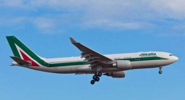 Alitalia: sconto del 25% sui voli nazionali