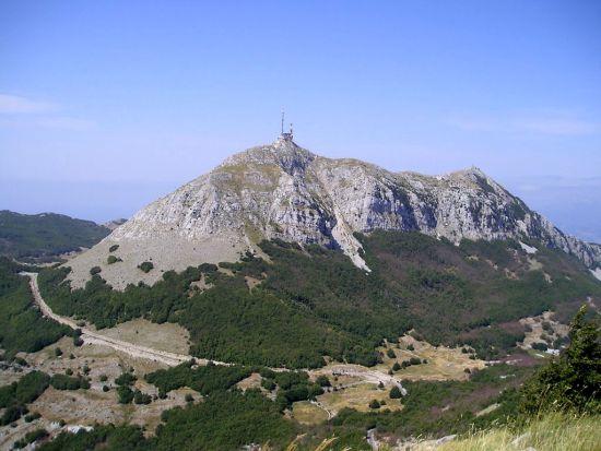 Monte Lovćen