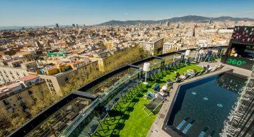 Top 5: i migliori rooftop di Barcellona