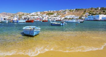Volotea: voli in offerta per la Grecia da 9 €