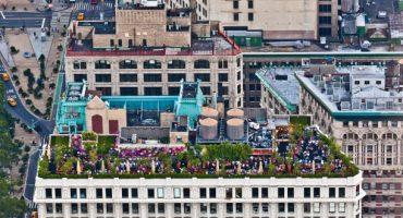Top 5: i migliori rooftop di New York