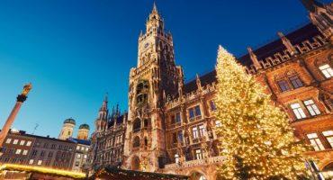 Air Dolomiti: promozione natalizia per Monaco di Baviera