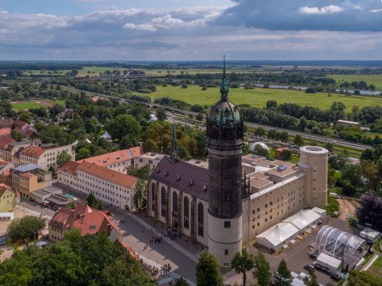 Chiesa del Castello di Wittenberg