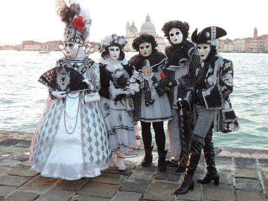 wiki carnevale venezia