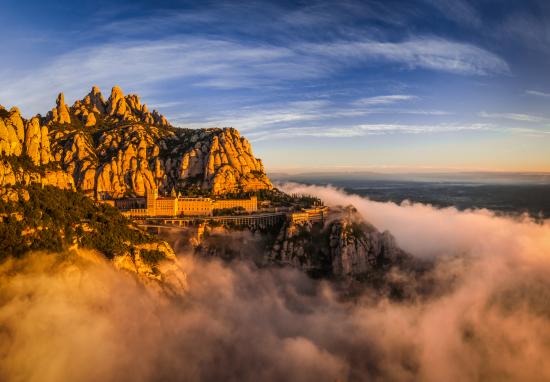 Monasrero di Montserrat