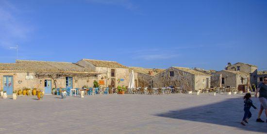 Piazza Regina Margherita di Marzamemi