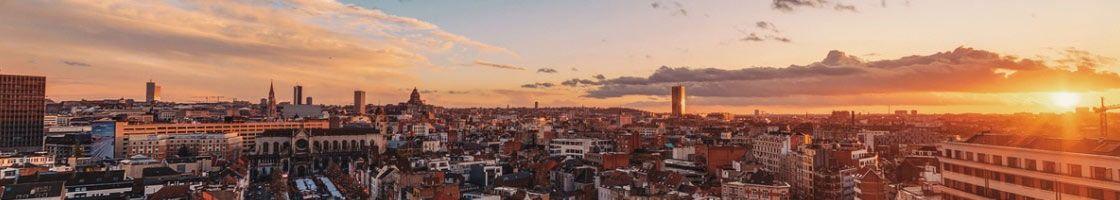 Bruselas, la capital de Bélgica y uno de los destinos Erasmus más demandados