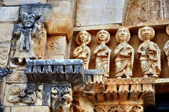 Chiesa di San Tommaso Apostolo. Caramanico Terme