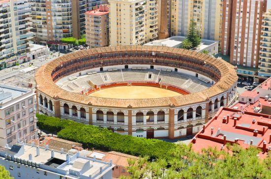 Arena di Malaga