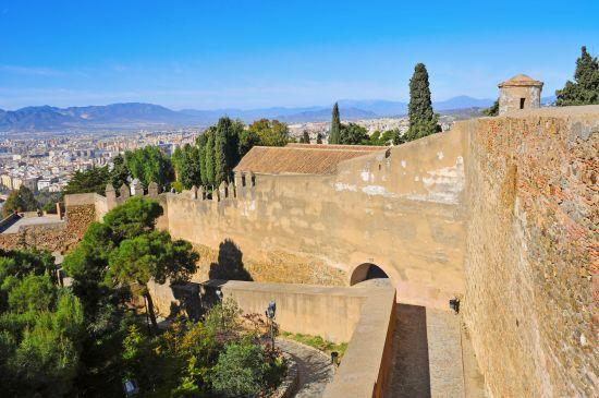 Castello Gibralfaro