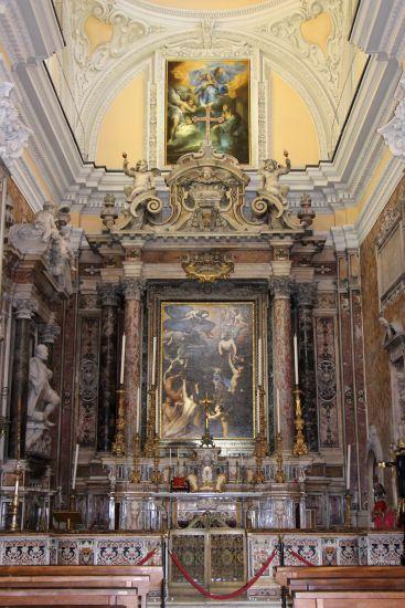 Chiesa di Santa Maria delle Anime del Purgatorio