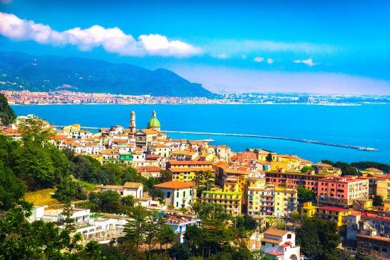 Vietri sul Mare, Costiera Amalfitana