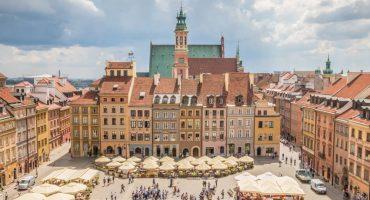Wizz Air: voli per Polonia, Ungheria e Bulgaria da 9,99 €